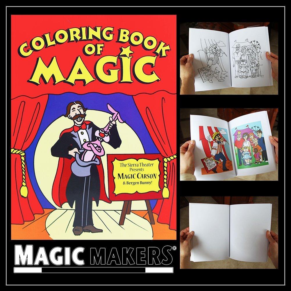 A fun magic coloring book amazon - A Fun Magic Coloring Book Amazon 29